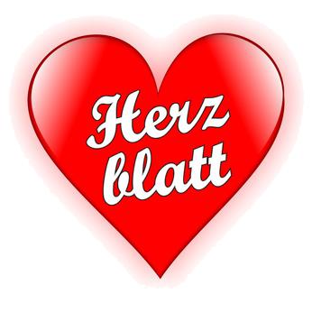 Kosename Herzblatt